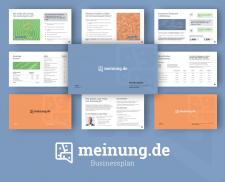 Презентация бизнес-плана (Берлин, Германия)