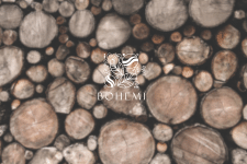 BOHEMI cafe ~ logo design
