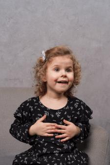 Детская студийная съёмка