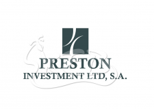 Логотип компании Preston investment LTD,S.A