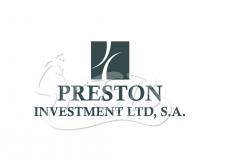 Логотип компании Preston investment LTD,S.A