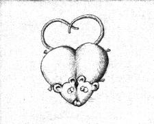 Влюбленные мыши