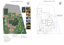 Ландшафтный проект участка в г. Нежин