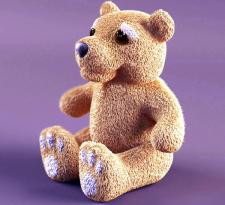 Визуализация и моделирование детской игрушки