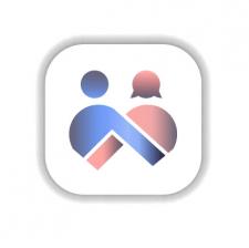 Логотип сайта знакомств