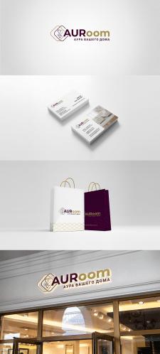 "Разработка логотипа и фирменного стиля ""AUROOM"""