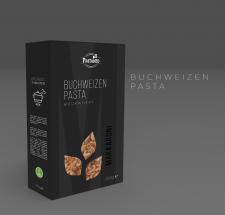 """Дизайн упаковки пасты """"Pastaneo"""""""
