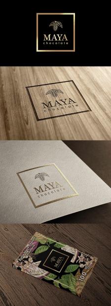Логотип и упаковка для фирменного шоколада