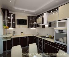 Кухня вид1