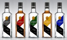 Етикетки для лінії спиртних напоїв