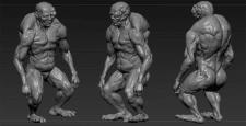 Персонаж 3D