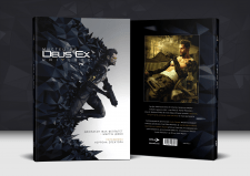 Переклад обкладинки The Art Of Deus Ex: Universe