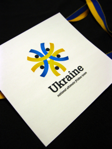 Ukraine national frisbee team