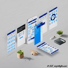 Дизайн приложения для компании Men of Action