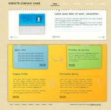 Бумажный сайт