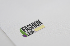 логотип для Fashion Book