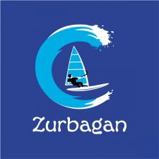 "Логотип для школы серфинга ""Зурбаган"""