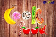 Баннер Food