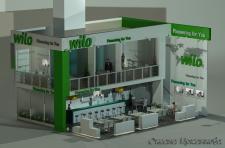 Выстовочный стенд Wilo