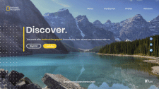 Concept forNational Geographic