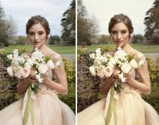 Рутешь свадебного фото