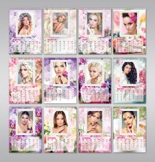 Календарь для фото