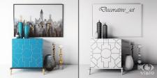 Декоративный набор фирм Uttermost , Shoploft
