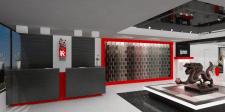 Keramo Rosso - show room