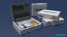 Дизайн и визуализация упаковки