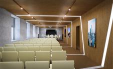 Концепция конференц-зала г.Москва
