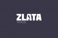 Вариация логотипа для Zlata Trade