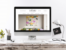 LoftDoska Langing Page