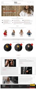 Интернет-магазин по продаже женской верхней одежды