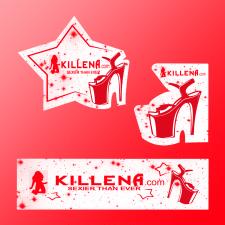 POS продукция для KILLENA.com