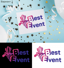 Логотип для ивент-агенства