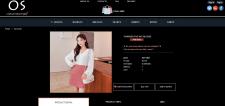 Верстка сайта онлайн магазина