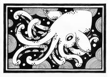 осьминог дамбо