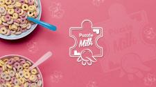 Логотип молочного продукта