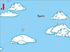 Игра самолетик