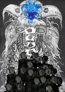 OthersCreature 1aaa_the Drawing of ValeriyVlasenko