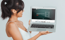 Создание сайта под ключ для видеографа