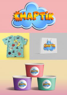 Логотип (детское питание,игрушки)
