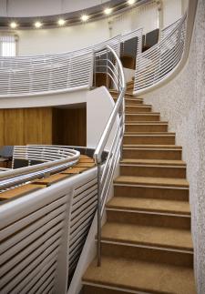Визуализация  и дизайн учебного заведения