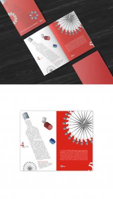 Дизайн каталога для компании KGS