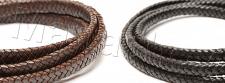 Съемка прямоугольных плетеных шнуров