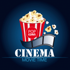 Время кино (рекламный щит)