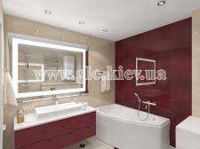 Квартира на Гончара. Ванная комната