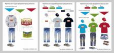 Разработка стиля одежды для лагеря