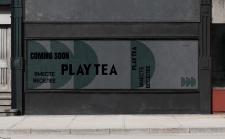 Branging for 'playTea' start franchises