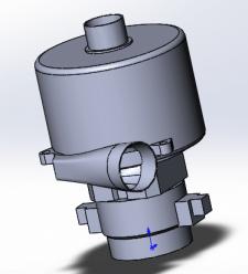 турбина промышленой пломоечной машины